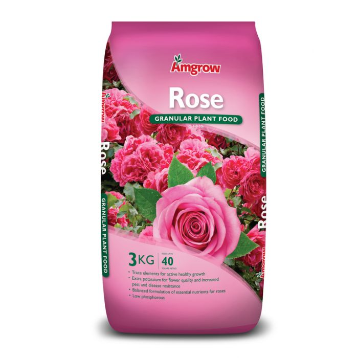 Amgrow Rose Granular Plant Food  ] 9310943550403 - Flower Power