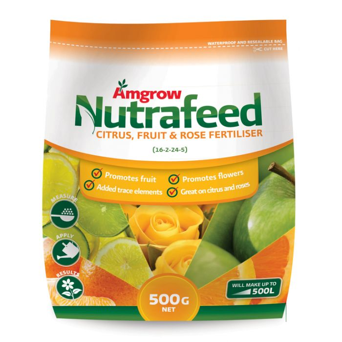 Amgrow Nutrafeed Citrus, Fruit & Rose Fertiliser  ] 9310943551226P - Flower Power