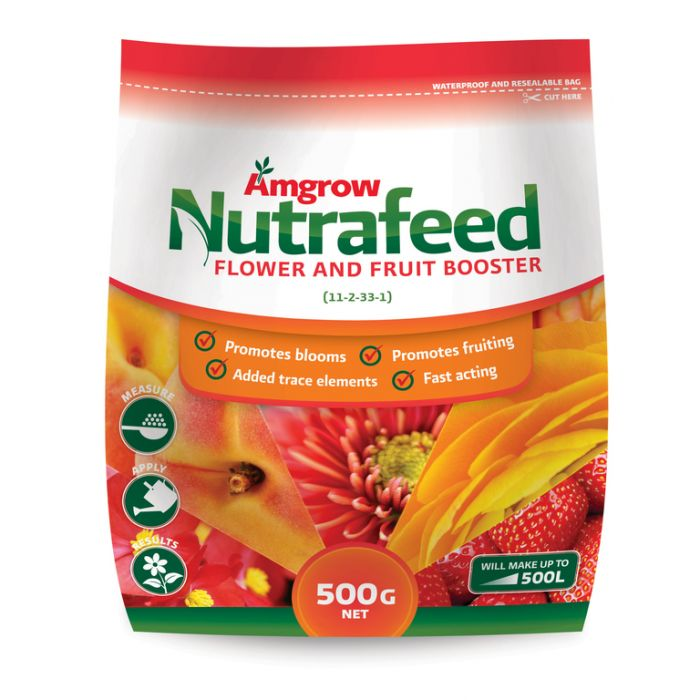 Amgrow Nutrafeed Flower & Fruit Booster  ] 9310943551240 - Flower Power