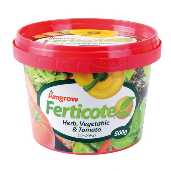 Amgrow Ferticote  Herb, Tomato & Vegetable  ] 9310943553404P - Flower Power