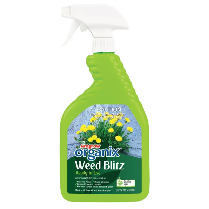 Amgrow Organix Weed Blitz Ready To Use  ] 9310943602904 - Flower Power
