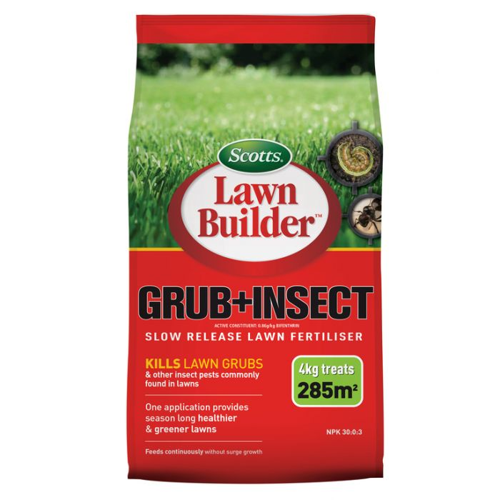 Scott's Lawn Builder + Insect Lawn Food  ] 9311105001405 - Flower Power
