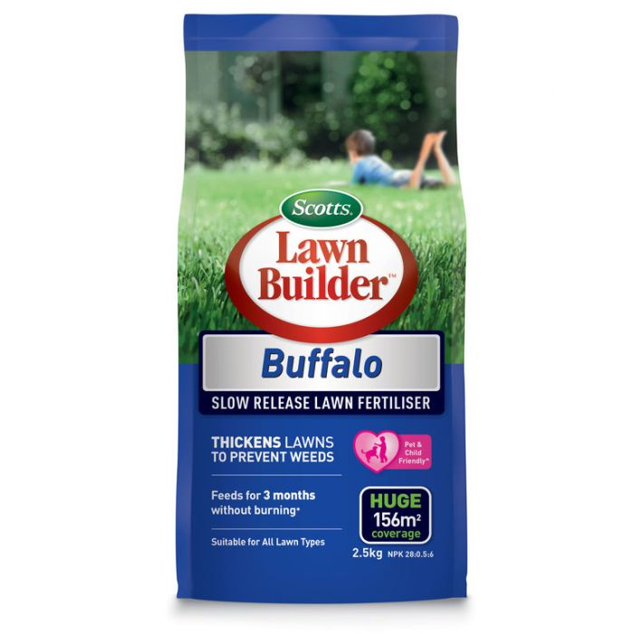 Lawn Builder  Buffalo Slow Release Lawn Fertiliser  ] 9311105005632P - Flower Power