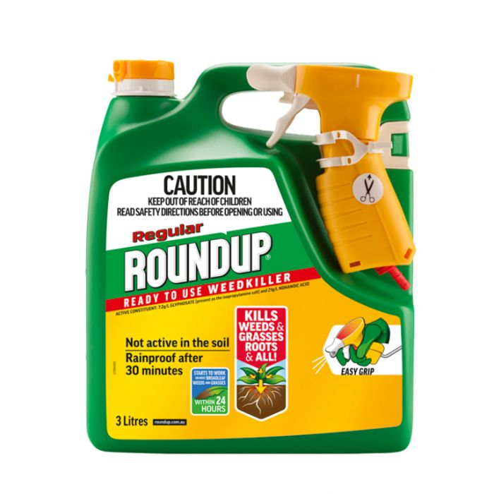 Roundup Regular Ready To Use Weedkiller  ] 9311105008572 - Flower Power
