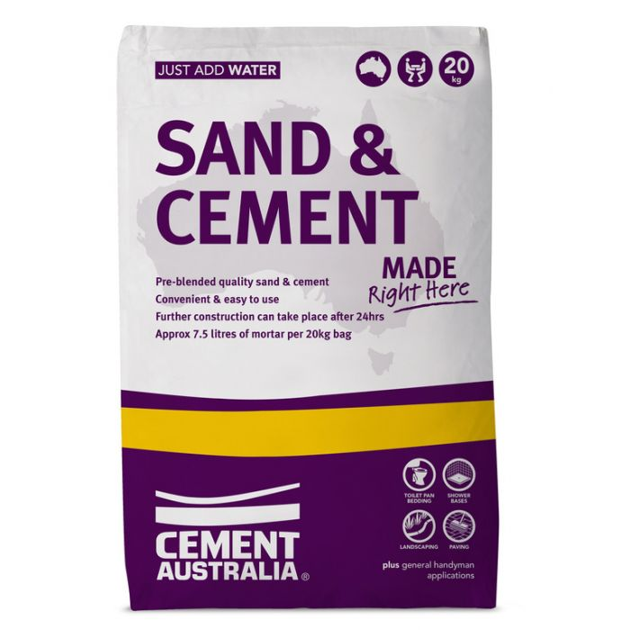 Sand and Cement Mix 20kg  ] 9311808033369 - Flower Power