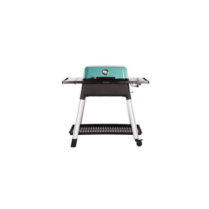 Everdure Force Gas BBQ + Stand Mint  ] 9312646023857 - Flower Power