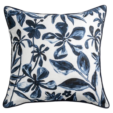 Maison by Rapee Cassis Navy Cushion  ] 9312798189098 - Flower Power