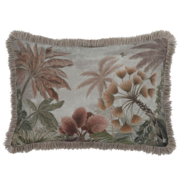Maison by Rapee Cascade Clay Rectangular Cushion  ] 9312798196058 - Flower Power