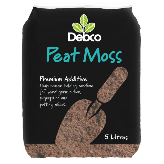 Debco Peat Moss Premium Additive  ] 9313209605169 - Flower Power