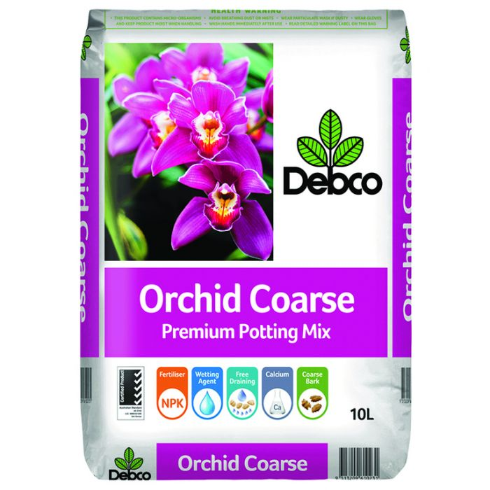Debco Orchid Growing Media  ] 9313209610231P - Flower Power
