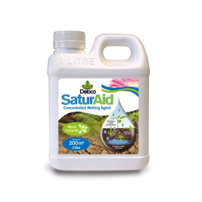 Debco Saturaid Concentrated Soil Wetter  ] 9313209675667P - Flower Power