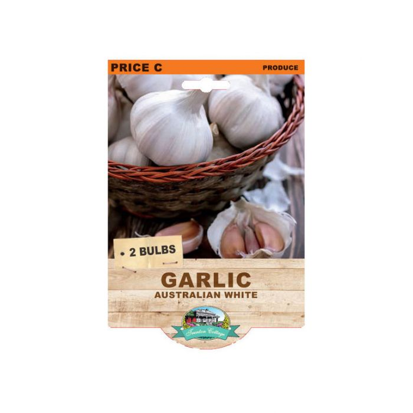 Garlic Australian White  ] 9315774071844 - Flower Power