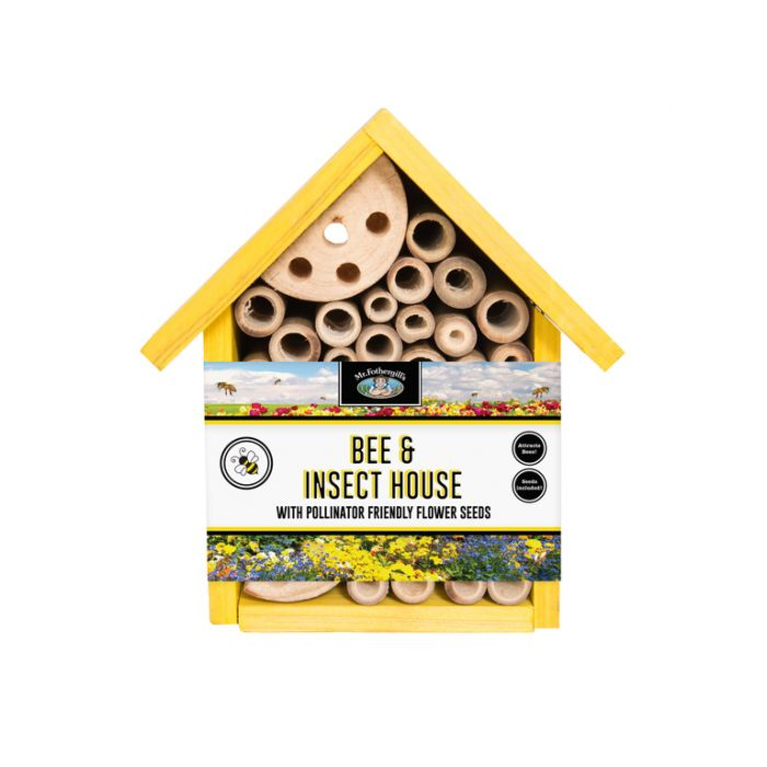 Bee & Insect House  ] 9324190066440P - Flower Power