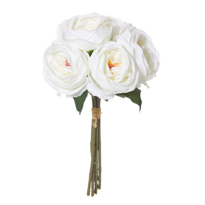 Artificial Bouquet Columbian Rose A  ] 9331460268657 - Flower Power