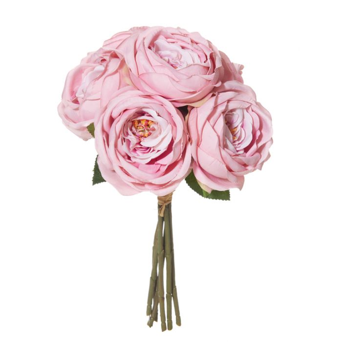 Artificial Bouquet Columbian Rose B  ] 9331460268688 - Flower Power