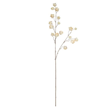 Artificial Chinese Lantern Spray  ] 9331460323561 - Flower Power