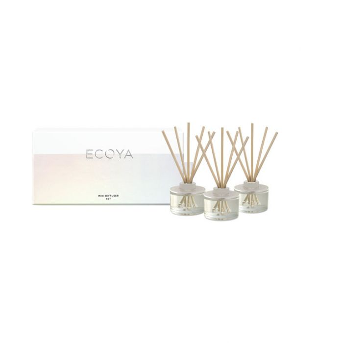 Ecoya Mini Diffuser Gift Set  ] 9336022011061 - Flower Power