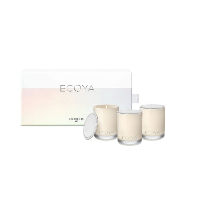 Ecoya Mini Madison Gift Set  ] 9336022011078 - Flower Power