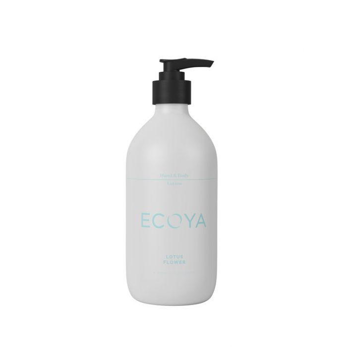 Ecoya Lotus Flower Hand and Body Lotion  ] 9336022014109 - Flower Power