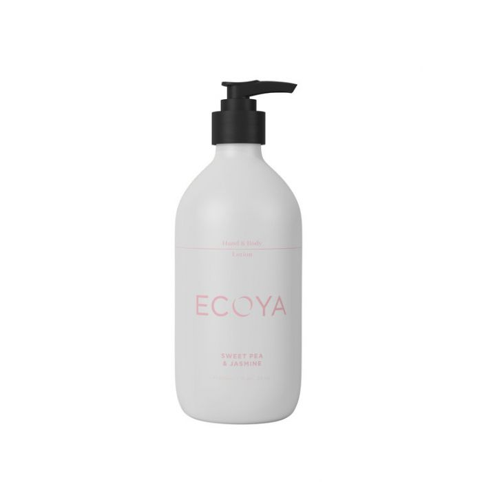 Ecoya Sweet Pea & Jasmine Hand and Body Lotion  ] 9336022014123 - Flower Power