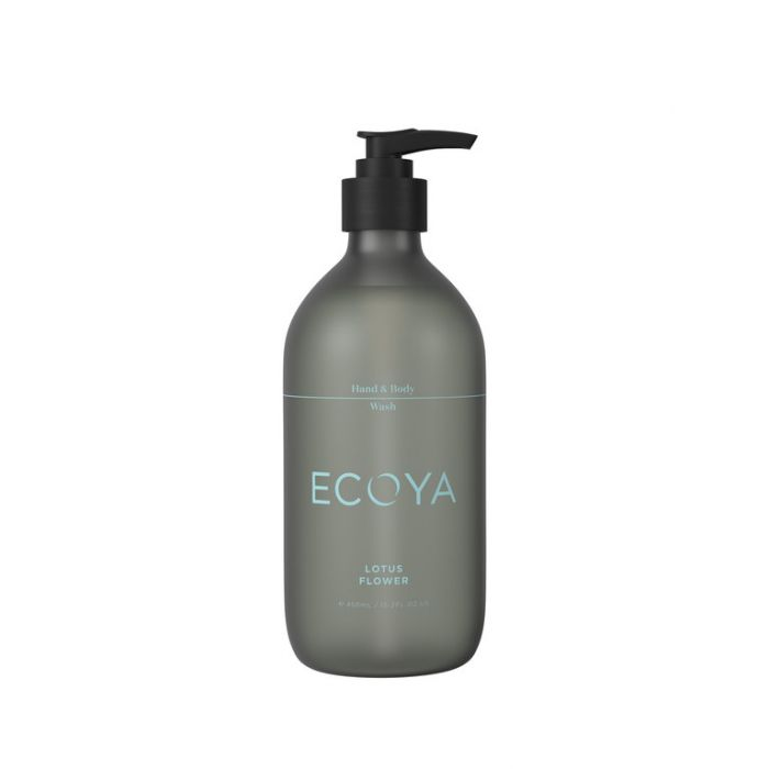 Ecoya Lotus Flower Hand and Body Wash  ] 9336022014192 - Flower Power