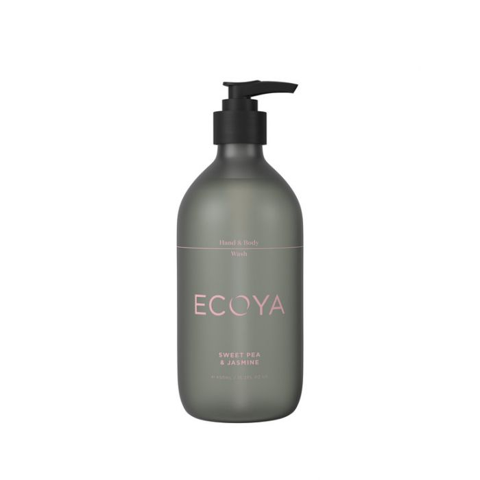 Ecoya Sweet Pea Hand and Body Wash  ] 9336022014208 - Flower Power