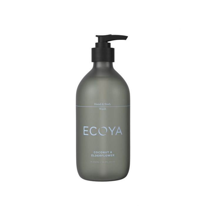Ecoya Coconut & Elderflower Hand and Body Wash  ] 9336022014222 - Flower Power