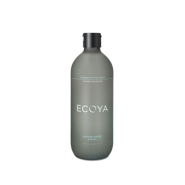 Ecoya Juniper Berry & Mint Fragranced Dish Liquid  ] 9336022015953 - Flower Power