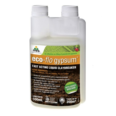 Eco Flo Gypsum  ] 9336099000395P - Flower Power