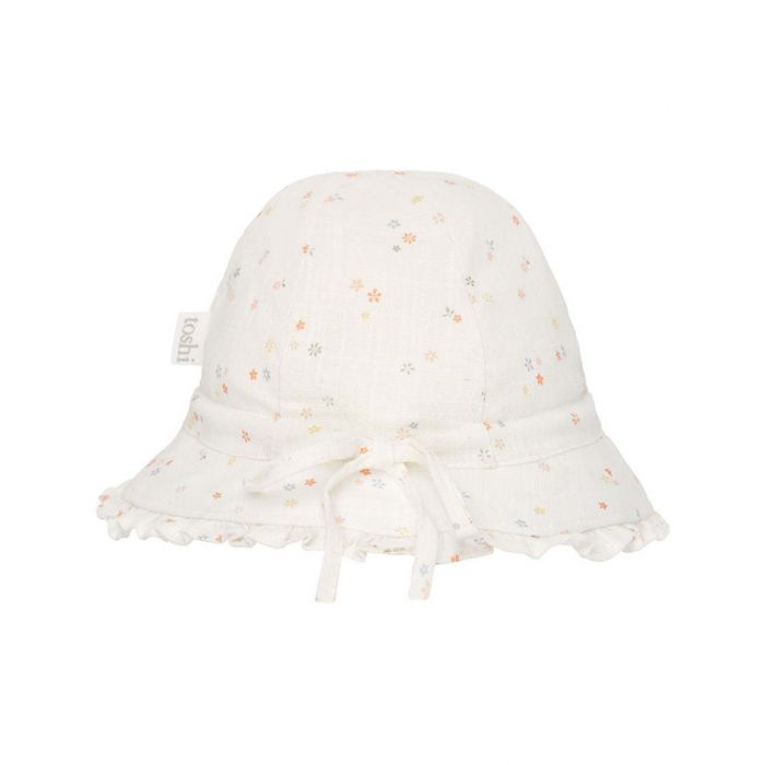 Bell Hat Milly Lilly  ] 9336866109221P - Flower Power