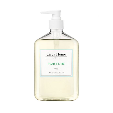 Circa Home 1977 Pear & Lime Nourishing Hand Wash 450ml  ] 9338817007204 - Flower Power