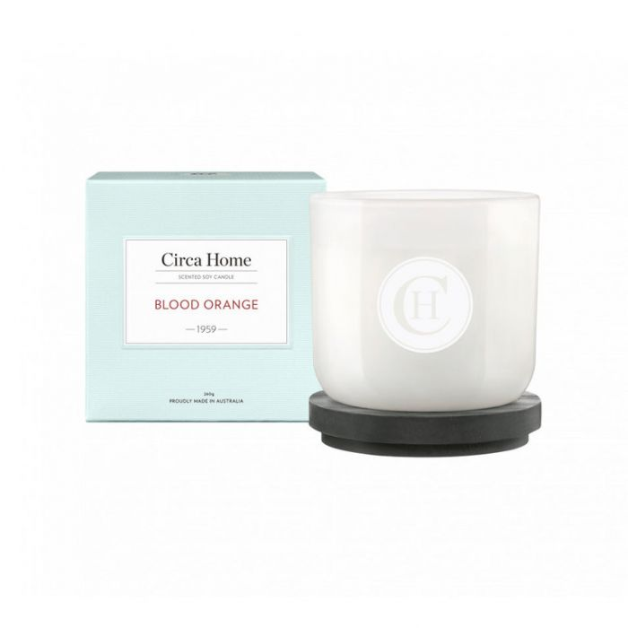Circa Home Candle Blood Orange  ] 9338817009895 - Flower Power