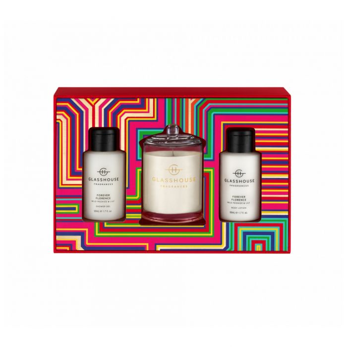 Glasshouse Forever Florence Gift Set  ] 9338817015735 - Flower Power