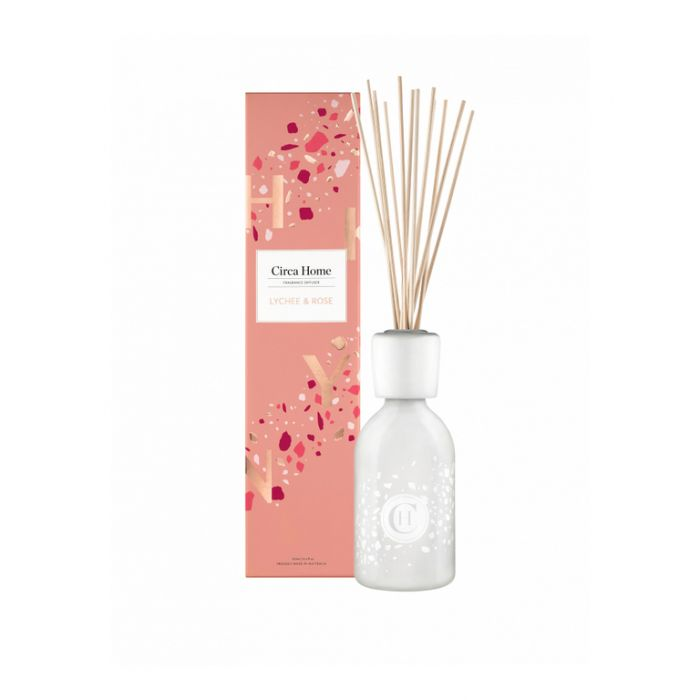 Circa Home Diffuser Lychee & Rose  ] 9338817015889 - Flower Power