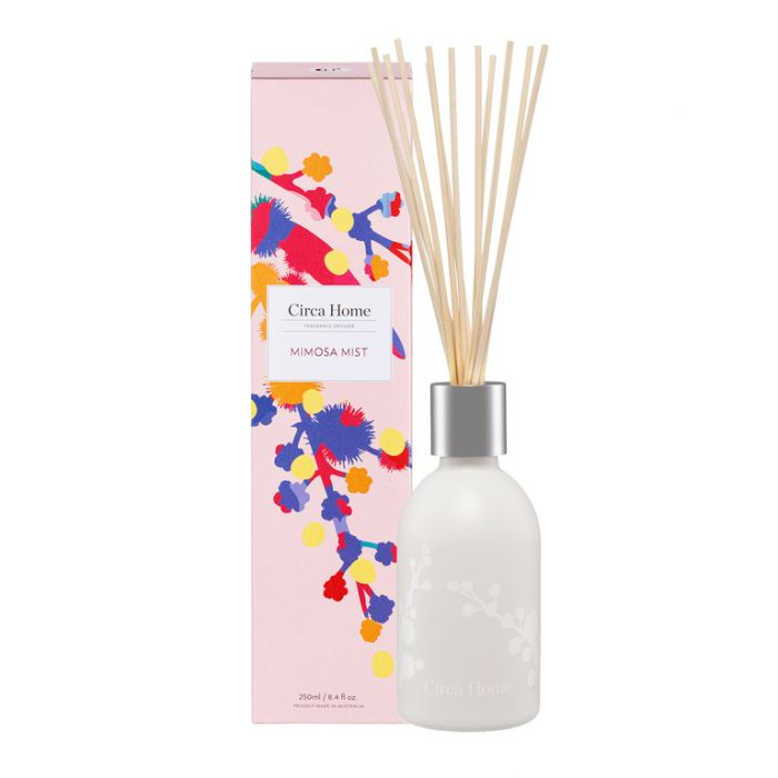 Circa Home Mimosa Mist Reed Diffuser  ] 9338817017647 - Flower Power