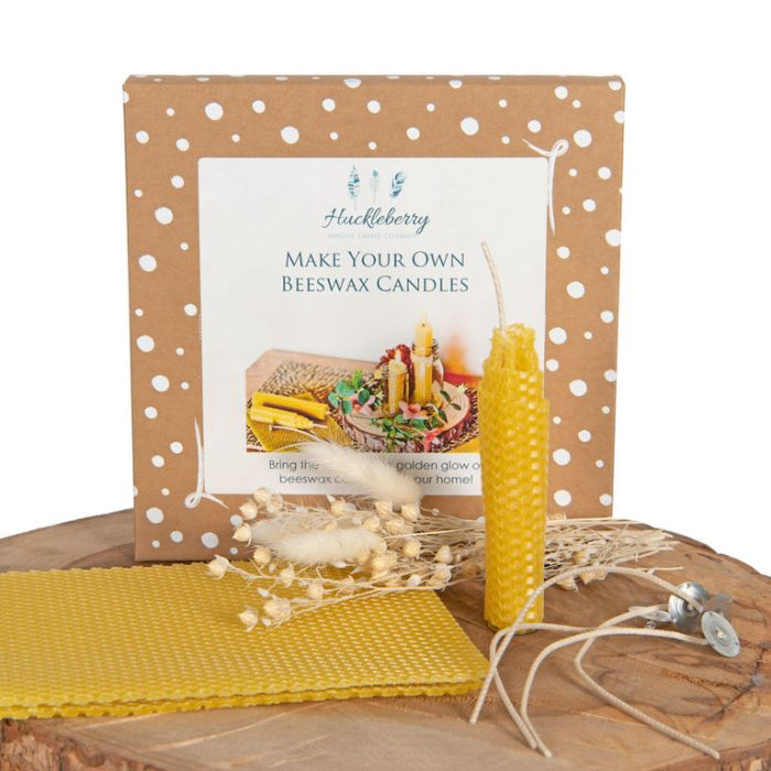 Make Your Own Beeswax Candles  ] 9354901006458 - Flower Power