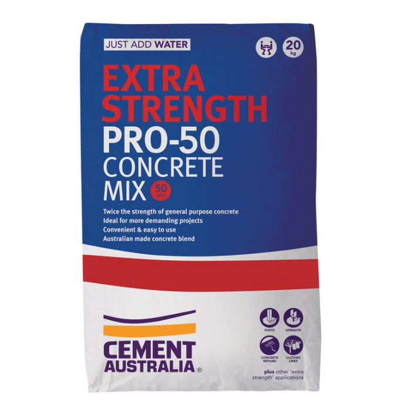 Concrete Extra Strength 20kg  ] 9311808172549 - Flower Power