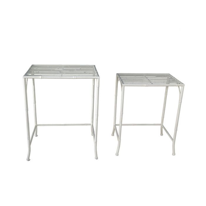 FP Collection Barbados Planter Stand Table Small  ] 182817P - Flower Power