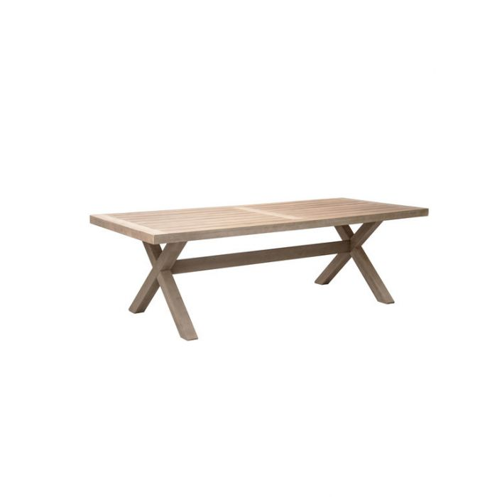 FP Collection Bordeaux Outdoor Dining Table  ] 184757P - Flower Power