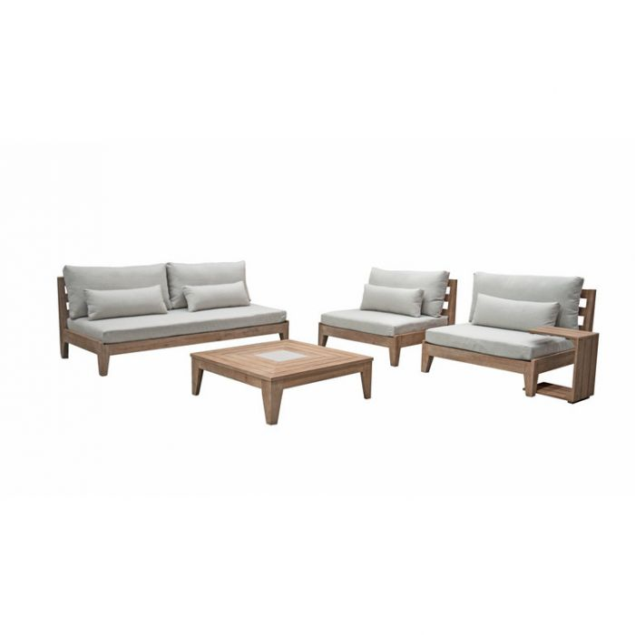 FP Collection Barossa Outdoor Lounge Setting  ] 184755 - Flower Power