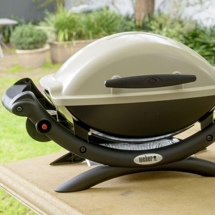 Weber® Baby Q  LPG Barbecue  77924031601P