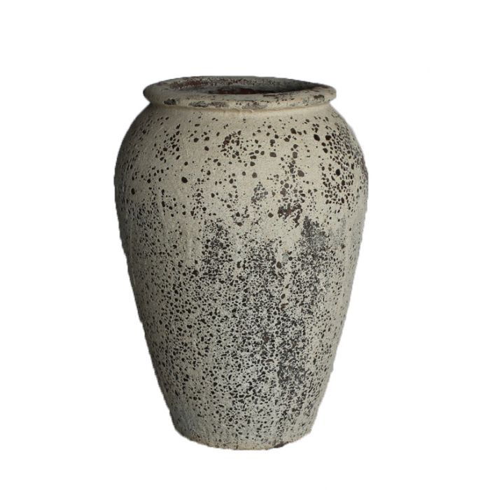 FP Collection Atlantis Egg Jar With Lip  166150