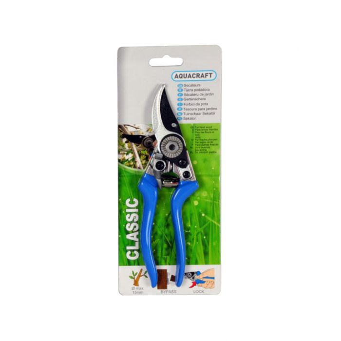 Aquacraft Economy Bypass Secateurs  4712755940338