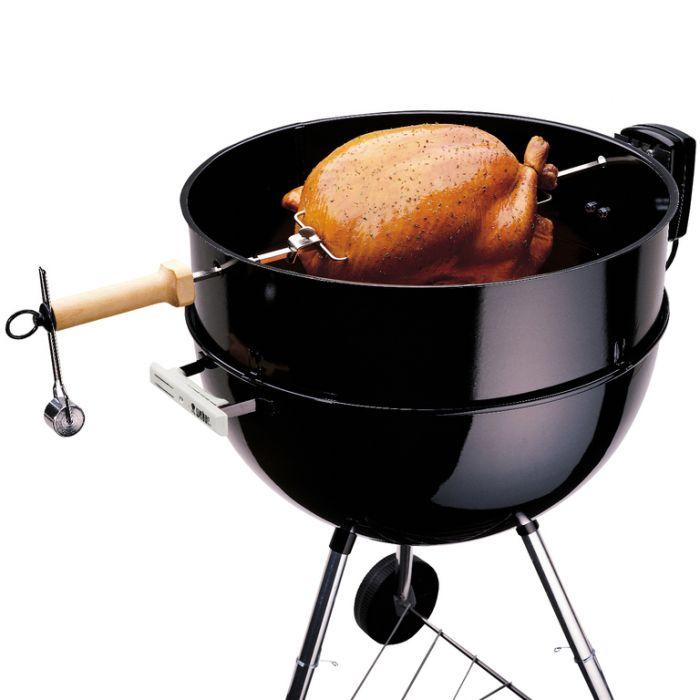 Weber® 57 cm Kettle Rotisserie  77924073762
