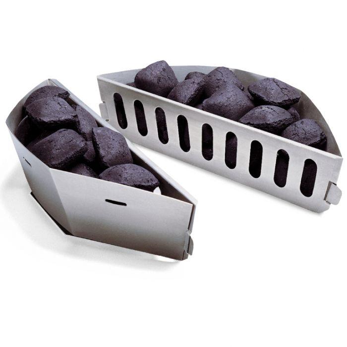 Weber® Charcoal Baskets (Pair)  77924073830
