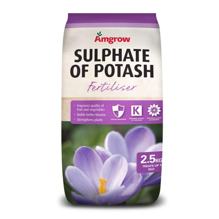 Amgrow Sulphate of Potash Fertiliser  9310943550601