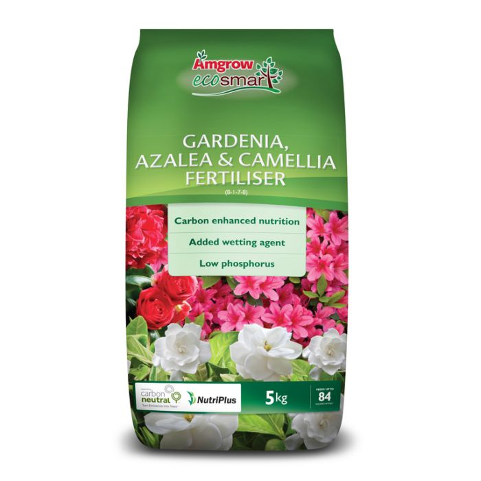 Amgrow Ecosmart Gardenia, Azalea & Camellia Fertiliser  9310943552650