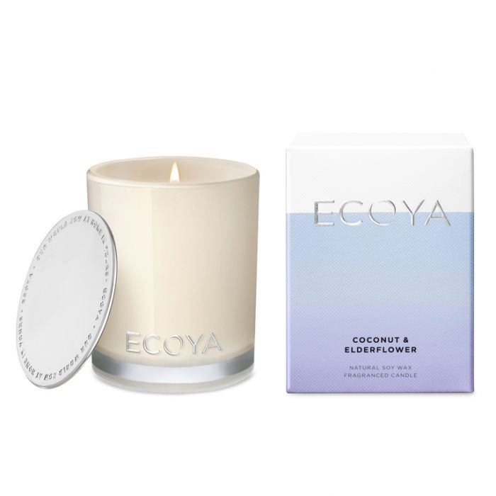 Ecoya Coconut & Elderflower Mini Madison Jar  9336022001864
