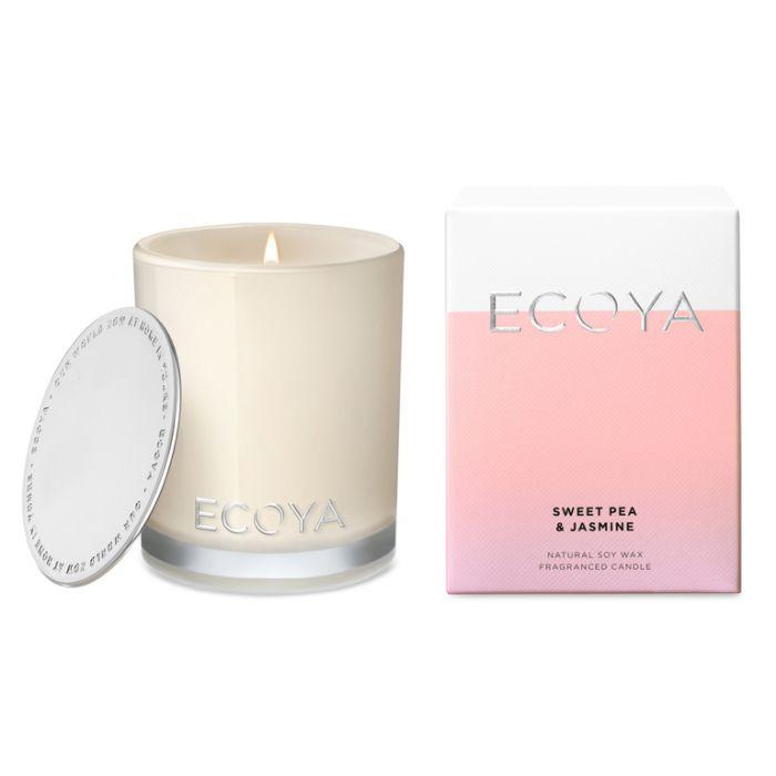 Ecoya Sweet Pea & Jasmine Mini Madison Jar  9336022001871