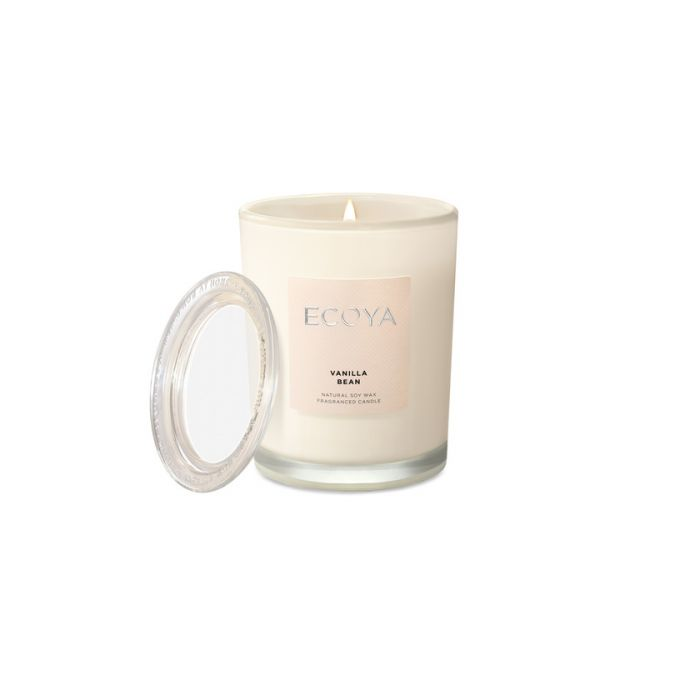 Ecoya Vanilla Bean Metro Jar  9336022001901